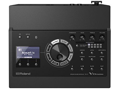 Roland/TD-17 ローランド ドラムサウンドモジュール