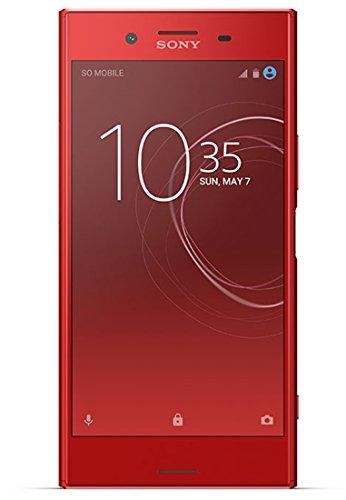 Sony Xperia XZ Premium Dual G8142 [ Red レッド 64GB 並行輸入品 SIMフリー]