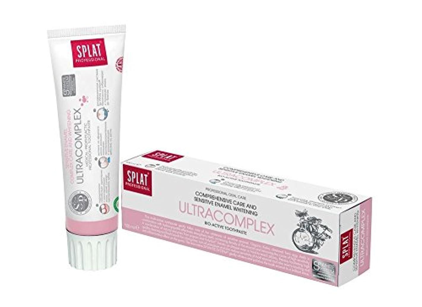 ほのかたくさん省略Toothpaste Splat Professional 100ml (Ultracomplex)