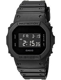 カシオ CASIO G-SHOCK Gショック ジーショック Solid Colors DW-5600BB-1  海外モデル ブラックをテーマにしたソリッドカラーズ メンズ 腕時計 時計 【逆輸入品】