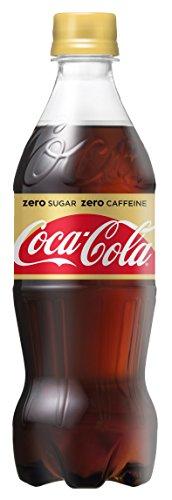 コカ・コーラ ゼロカフェイン ペットボトル 500ml×24本