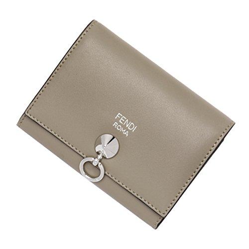 (フェンディ) FENDI カードケース ベージュ 8M0217 SME F0NJ3 [並行輸入品]