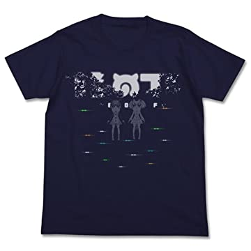 けものフレンズ 12話Tシャツ ネイビー