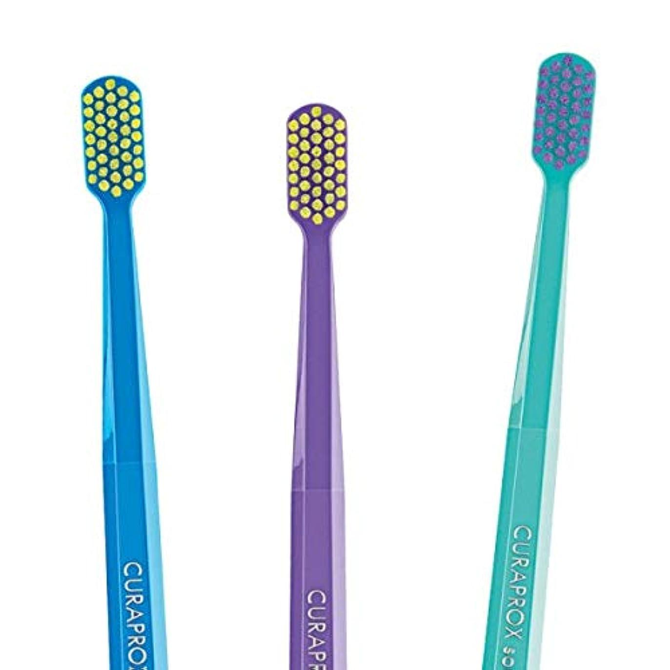 動力学テニス植物学クラプロックス 歯ブラシ CS1560 ソフト