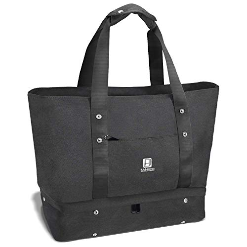 防水多機能旅行バッグ 靴収納 特大サイズトートバッグ 軽量スポーツバッグ 機内 持ち込みマザーズバッグ Luuhann