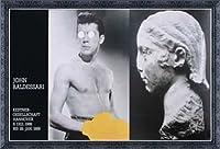 ポスター ジョン バルデッサリ Kestner Gellschaft 限定1000枚 額装品 デコラティブフレーム(ブラック)