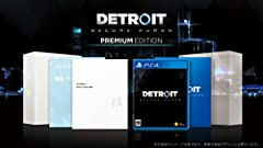 【PS4】Detroit: Become Human Premium Edition【早期購入特典】PS4用テーマ (封入)