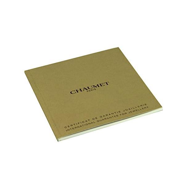 [ショーメ] CHAUMET 18金ダイアモン...の紹介画像4