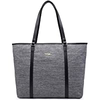 NNEE Classic Nylon Laptop Tote Bag for 15 15.6 inch Notebook Computers Travel Carrying Shoulder Bag