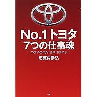No.1 トヨタ 7つの仕事魂(スピリッツ)