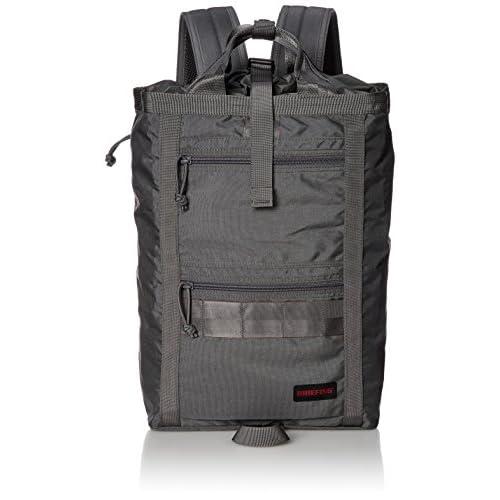 [ブリーフィング] バックパック QL MARKET SAC BRF511219 014 Gray