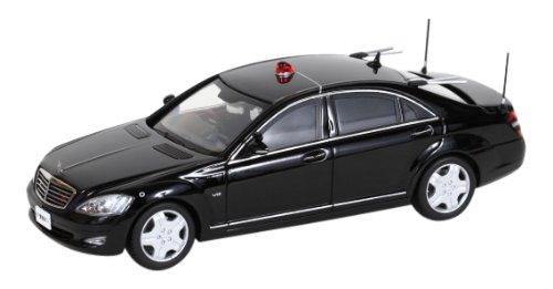 1/43 RAI'S シボレー エクスプレス L3500 2008 警察本部警備部要人警護車両