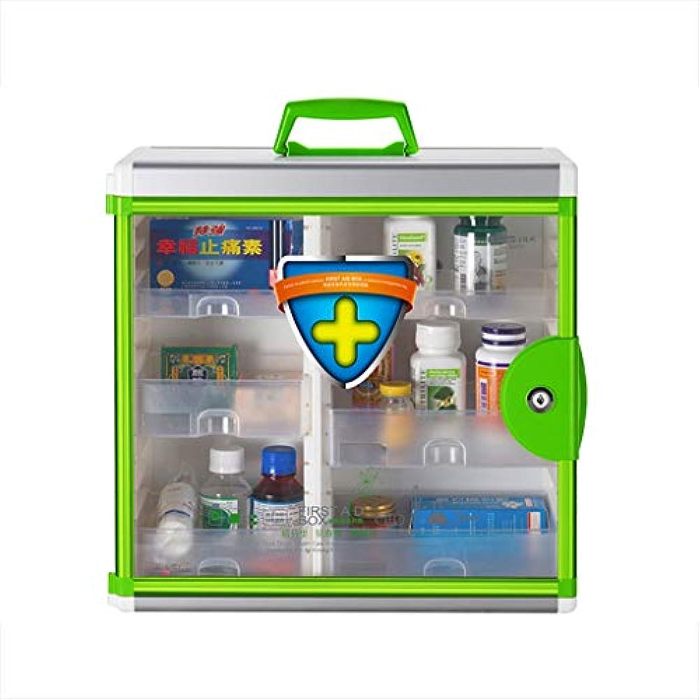 喜ぶ着陸基本的なCQ 応急処置キットホテルスペアメディカルボックス毎日の抗炎症薬ティッシュボックス