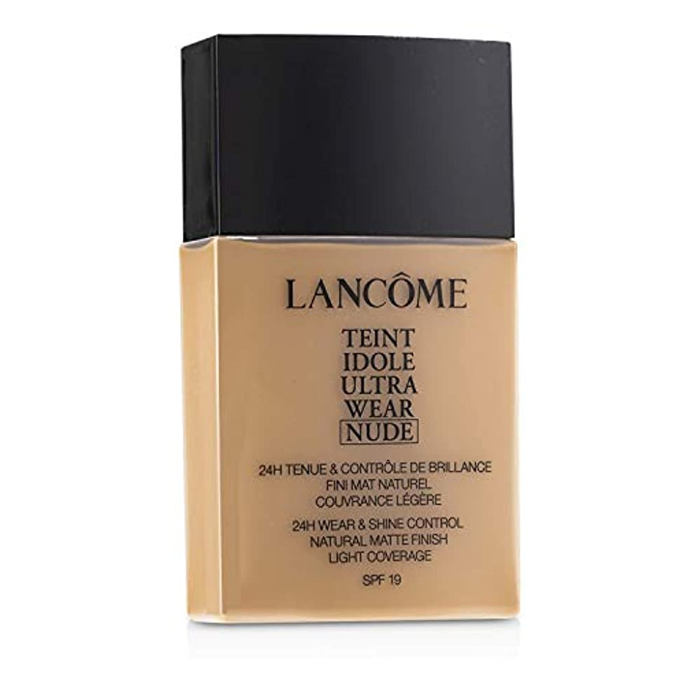 バッジ倫理的論文ランコム Teint Idole Ultra Wear Nude Foundation SPF19 - # 05 Beige Noisette 40ml/1.3oz並行輸入品