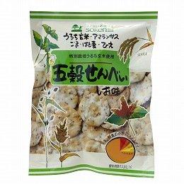 創健社 五穀せんべい しお味 90g