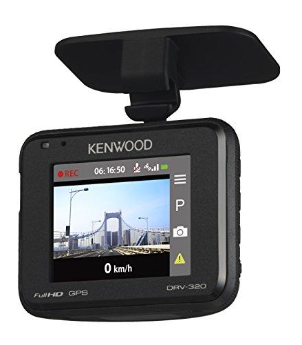 ケンウッド(KENWOOD) スタンダード ドライブレコーダー DRV-320