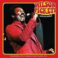 Live in Japan by WILSON PICKETT (2014-02-04)