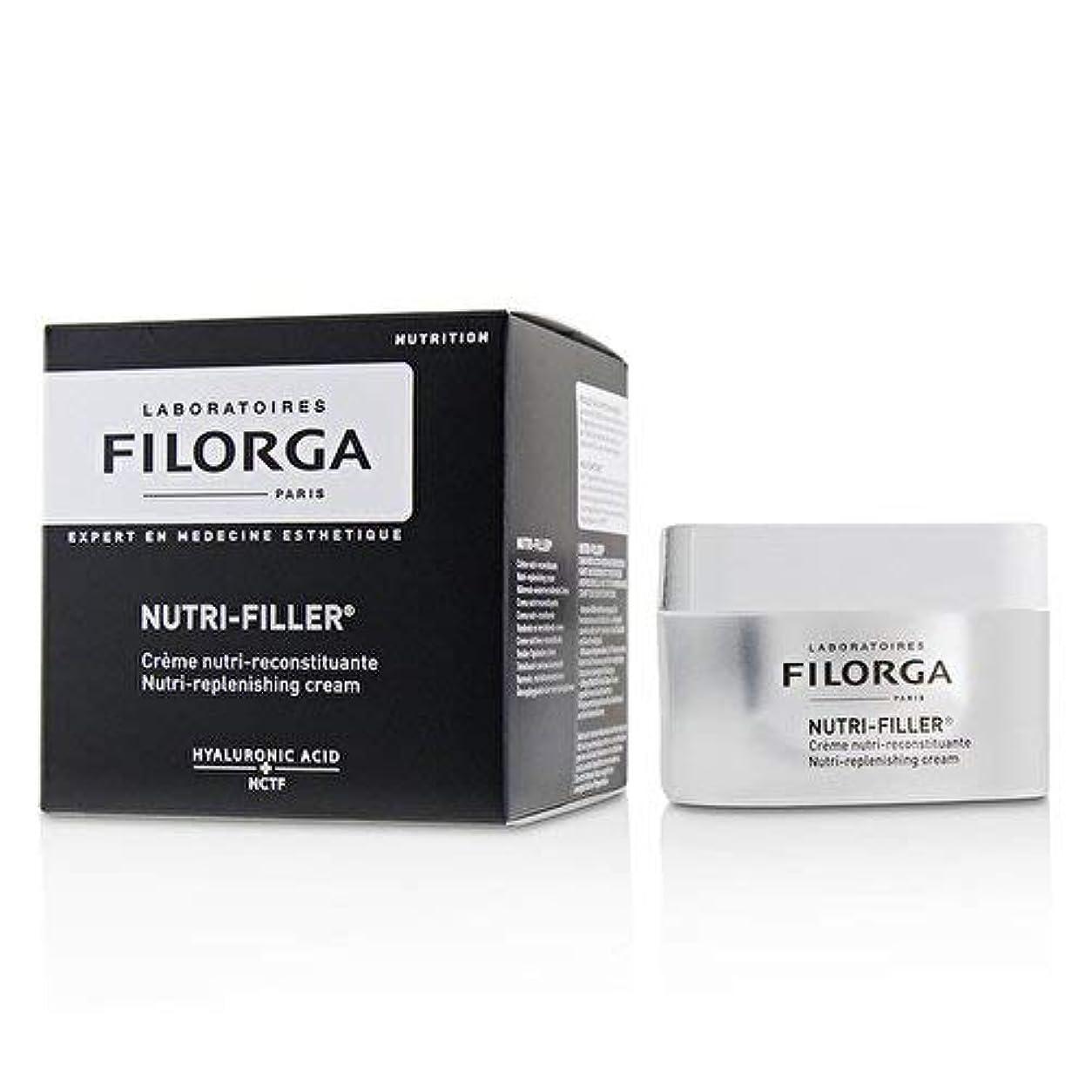 雑草サリーおかしいFilorga Nutri-Filler Nutri-Replenishing Cream 50ml/1.69oz並行輸入品
