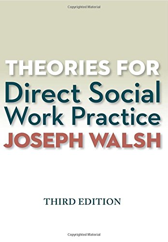 Download Theories for Direct Social Work Practice 1285750241