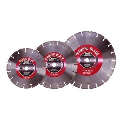 ロブテックス(エビ) ダイヤモンド土木用ブレード 12インチ AC12