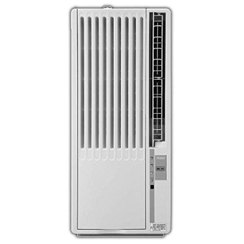 ハイアール 窓用エアコン(冷房専用・おもに4.5~7畳用 ホワイト) JA-18S-W