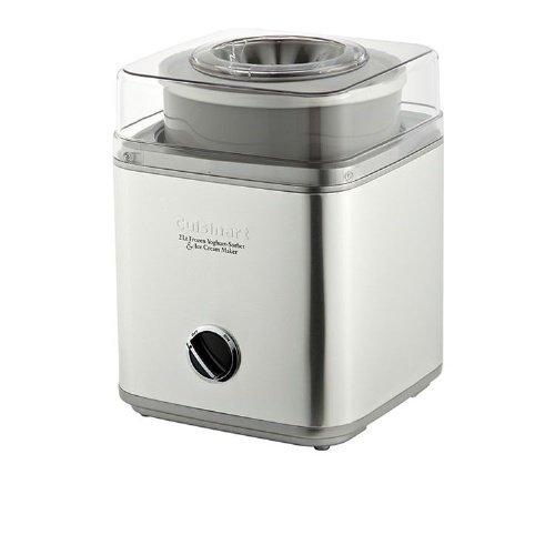 Cuisinart ICE-30BCA Ice Cream Maker, Silver