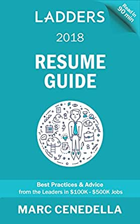 amazon co jp ladders 2018 resume guide best practices advice