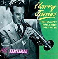 Things ain't what they used to be-Jazz collection