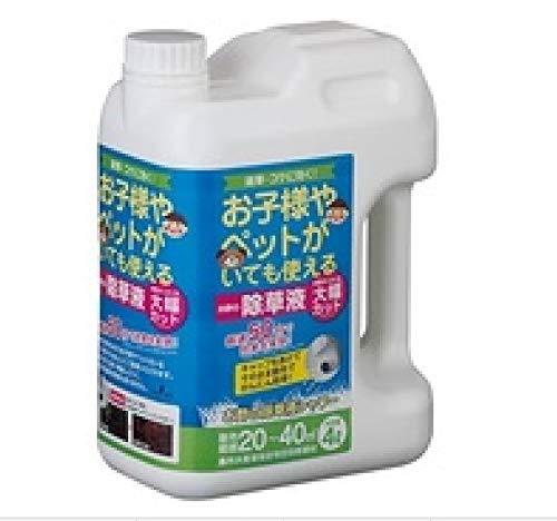 お酢の除草液シャワー 4L 4L...