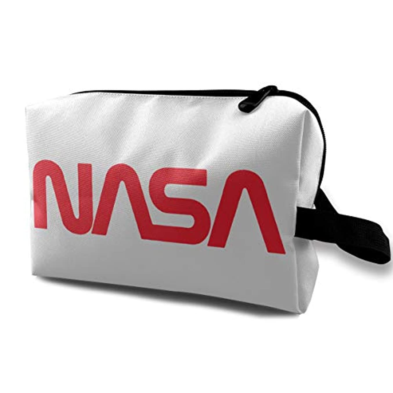 ラバリー時計回りDSB 化粧ポーチ コンパクト メイクポーチ 化粧バッグ NASA 航空 宇宙 化粧品 収納バッグ コスメポーチ メイクブラシバッグ 旅行用 大容量