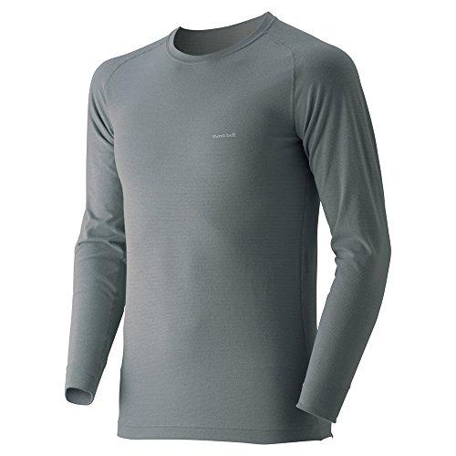 ジオライン M.W.ラウンドネックシャツ Men's