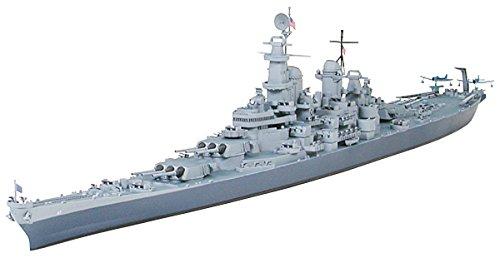 タミヤ 1/700 ウォーターラインシリーズ No.613 アメリカ海軍 戦艦 ミズーリ プラモデル 31613
