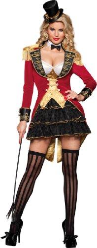 Big Top Tease Adult Costume ビッグトップいじめる大人用コスチューム♪ハロウィン♪サイズ:Small