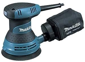 マキタ(makita) ランダムオービットサンダ ペーパー寸法 125mm BO5030