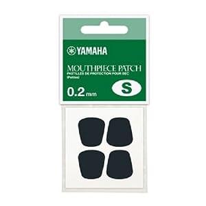YAMAHA ヤマハ マウスピースパッチ Sサイズ 0.2mm MPPAS2