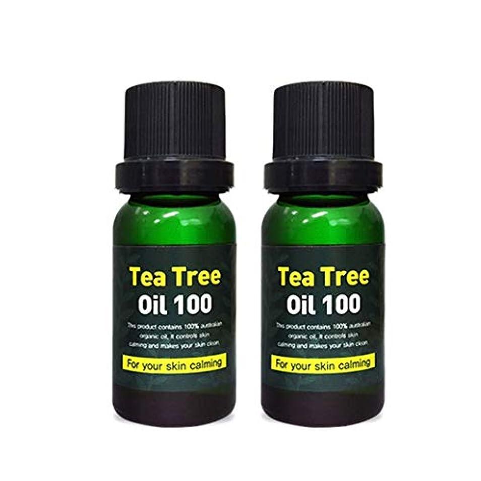 混乱した魅了するラリースキンアイシークレットプラントティーツリーオイル100 10mlx2本セット 韓国コスメ、Skineye Secret Plant Tea Tree Oil 100 10ml x 2ea Set Korean Cosmetics...
