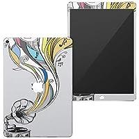 igsticker iPad Air 10.5 inch インチ 専用 apple アップル アイパッド 2019 第3世代 A2123 A2152 A2153 A2154 全面スキンシール フル 背面 液晶 タブレットケース ステッカー タブレット 保護シール 005543