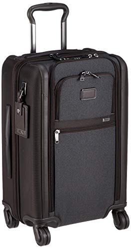 [トゥミ] スーツケース 公式 正規品 TUMI Alpha 3 インターナショナル・デュアル・アクセス・4ウィール・キャリーオン 機内持ち込み可 45L 56cm 10.7kg 02203560 02203560AT3 Anthracite