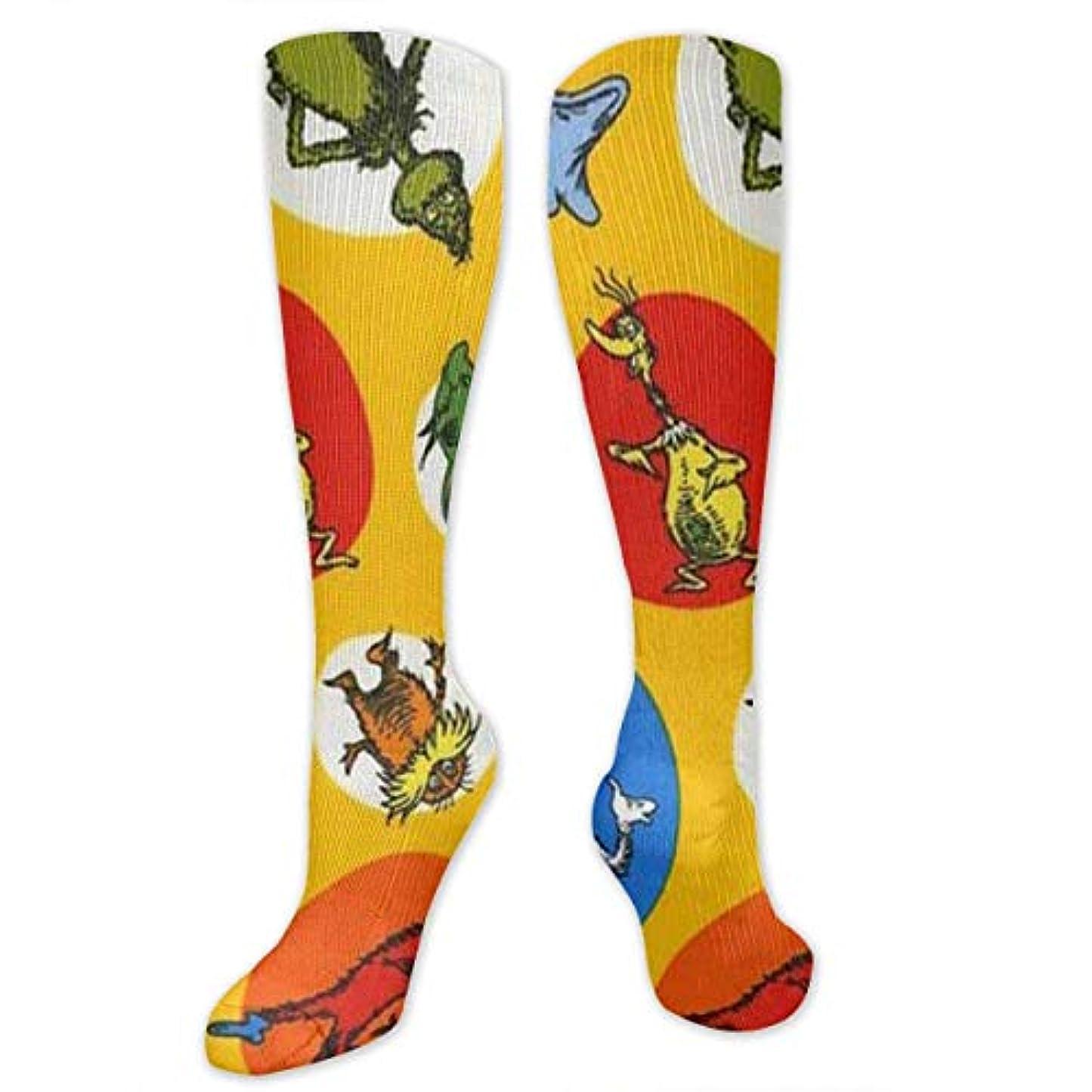 修道院どのくらいの頻度で種類靴下,ストッキング,野生のジョーカー,実際,秋の本質,冬必須,サマーウェア&RBXAA Celebrate Seuss Yellow Socks Women's Winter Cotton Long Tube Socks...