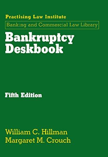 Download Bankruptcy Deskbook 1402421710