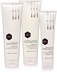 Natural Shampoo and Conditioner Hair Care Set :: Certified Vegan and Cruelty Free :: 3 Piece Gift Box :: Sulfate and Paraben