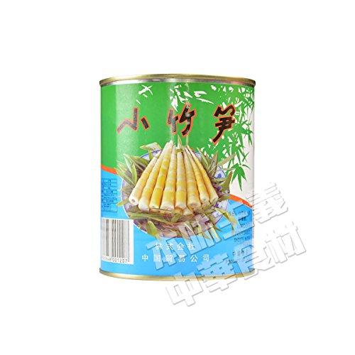 風牌缶詰細竹(ホール)(清水小竹筍)800g 中華料理人気商品・中華食材・漬物