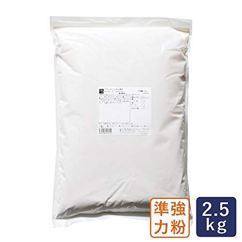 準強力粉 ムール・ド・ピエール フランスパン用小麦粉 2.5kg