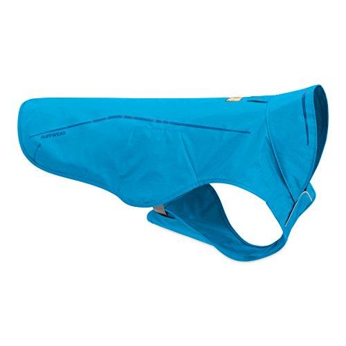 [RUFFWEAR(ラフウェア)] 犬用レインコート サンシャワー レインジャケット L ブルーダスク 【正規輸入品】
