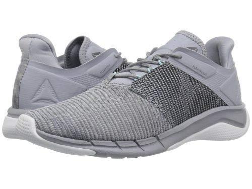 Reebok(リーボック) レディース 女性用 シューズ 靴 スニーカー 運動靴 Flexweave Run - Cool Shadow/Porcelain/Blue Lagoon/White/Black [並行輸入品]