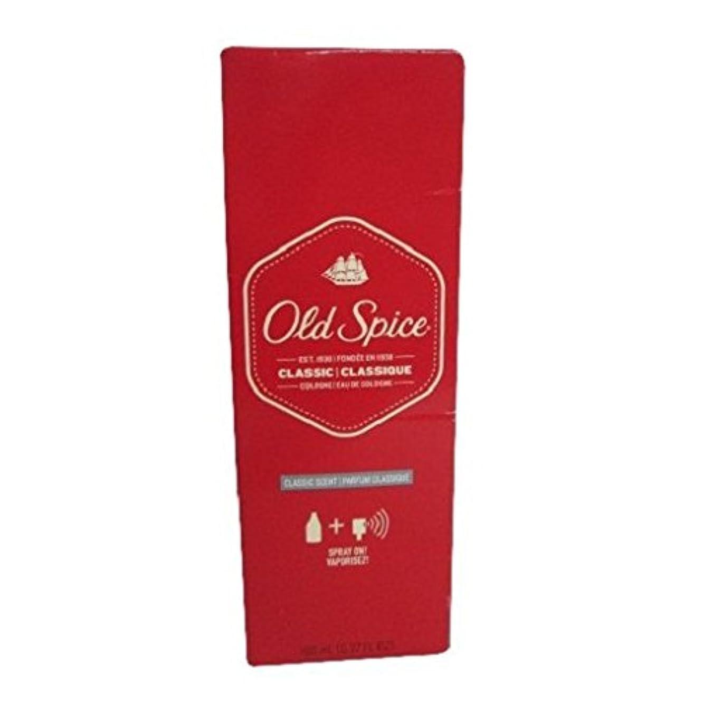 救急車記憶に残るバドミントンOld Spice Eau de Cologne Splash, Classic - 6.375 Oz (並行輸入品)