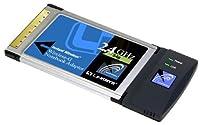 Cisco-Linksys WPC54G Wireless-G Notebook Adapter [並行輸入品]