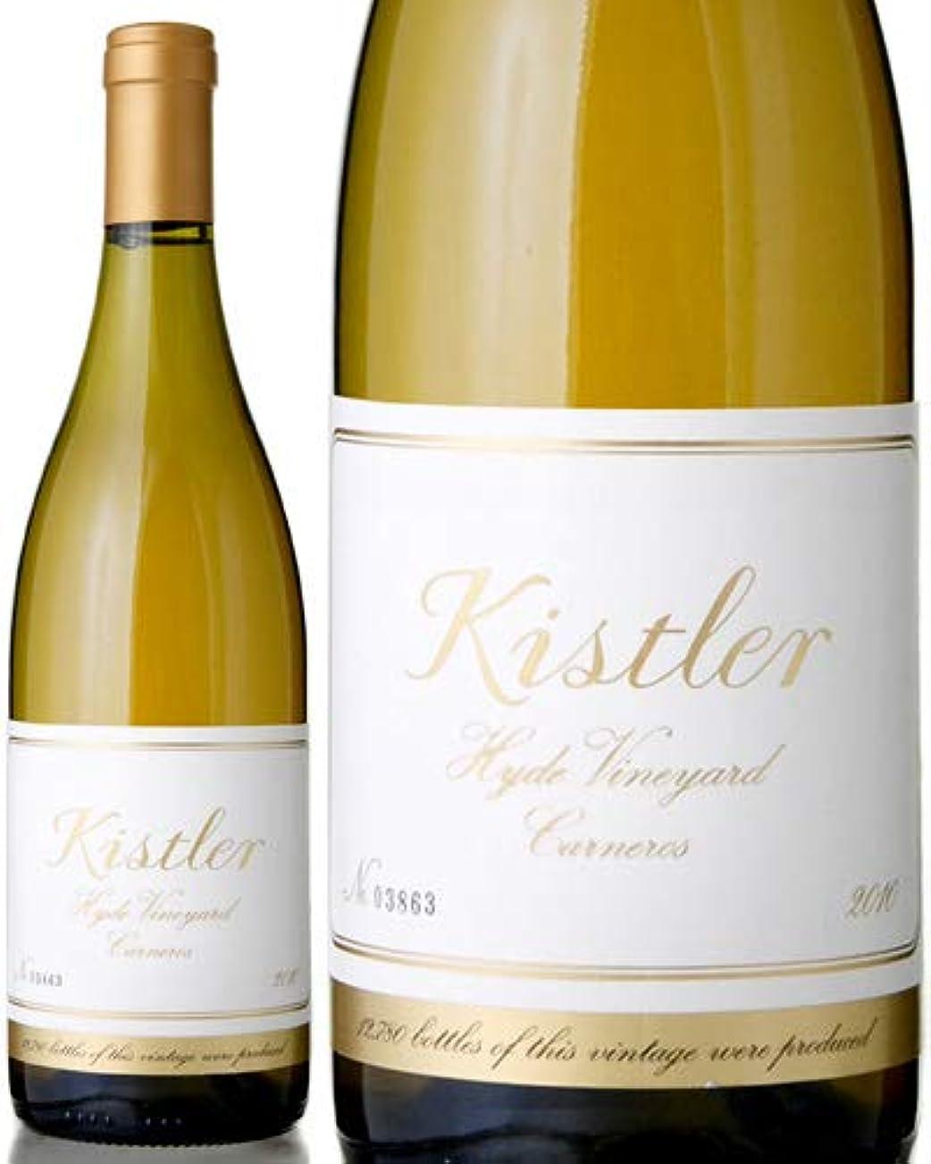 古くなったクライストチャーチラリーシャルドネ ハイド ヴィンヤード[2010]キスラー(白ワイン)