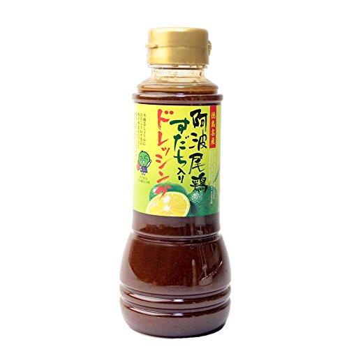 阿波尾鶏すだちドレッシング (ノンオイルタイプ)