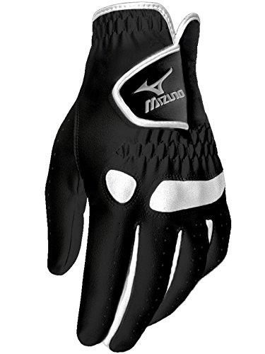 Mizuno Bioflex Golf Glove - Black